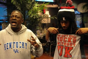 Louisville Kentucky rivalry