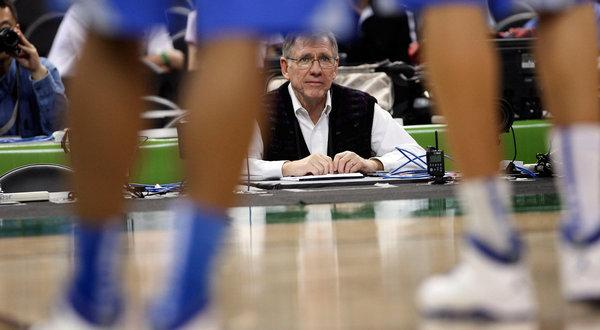 Jerry Tipton UK Basketball